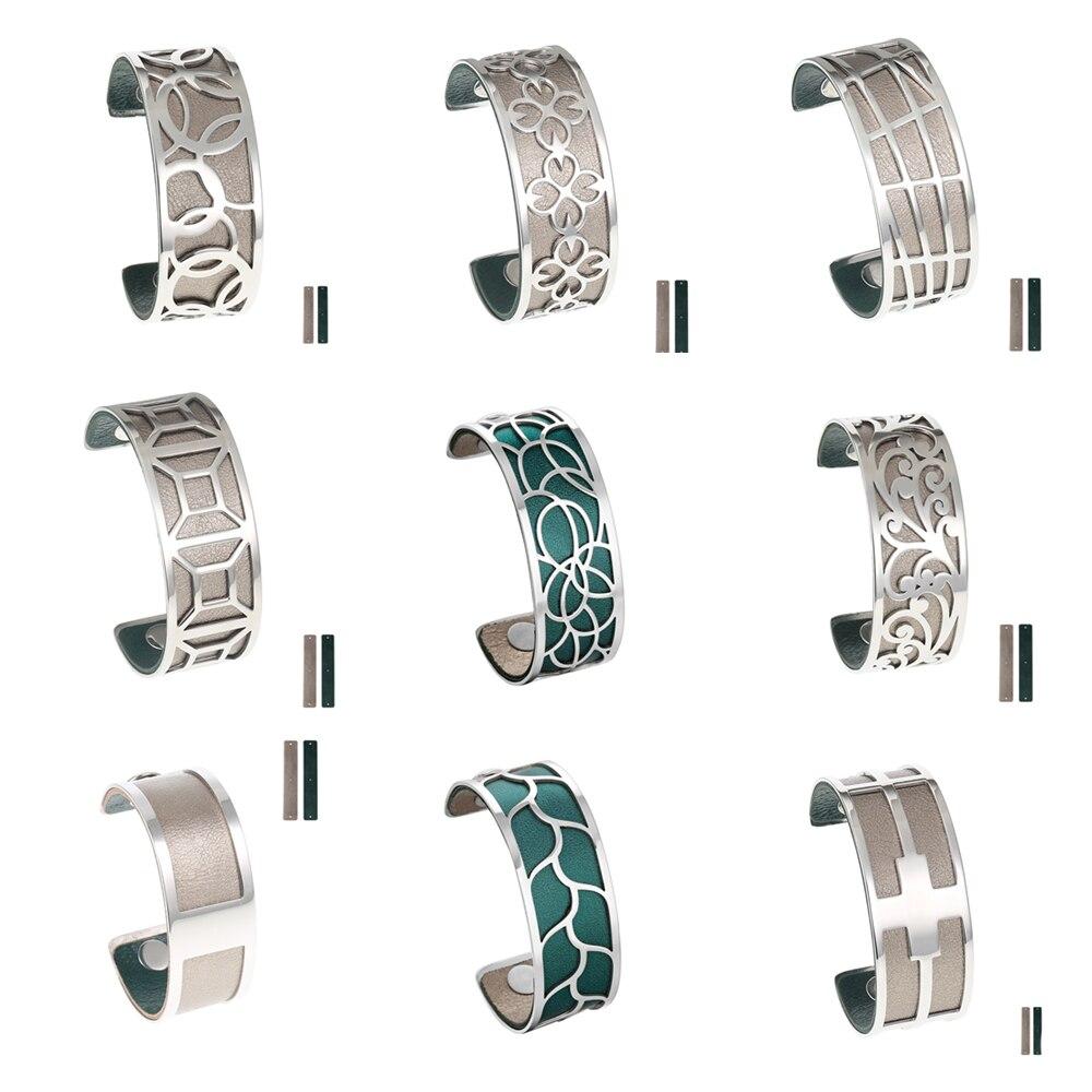 Legenstar Bangles For Women Rose Gold  Stainless Steel Cuff Bracelets&Bangles Bijoux Manchette Femme Bracelet Argent Pulseiras