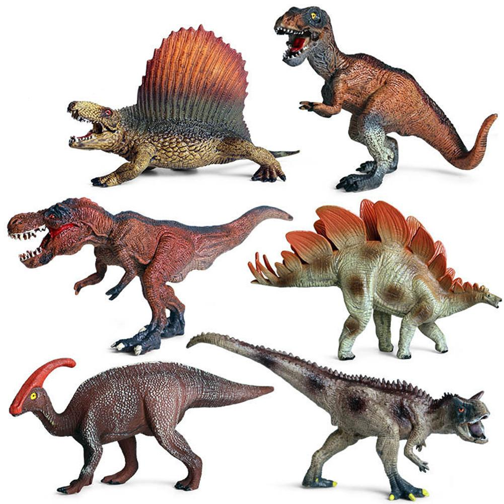 Walking Stegosaurus Rex Toy Dinosaur Model Home Decoration Kids Birthday Gift