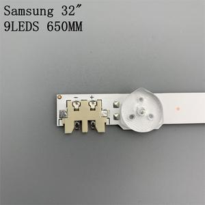 Image 3 - Tv Led Bars Voor Samsung UE32F4000AW UE32F5000AK UE32F5030AW UE32F5300AW UE32F5300AK Led Backlight Strip Kit 9 Lamp Lens 5 Bands