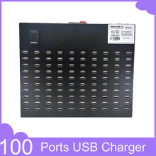 100 Ports USB Charging Dock Station for iphone Samsung Xiaomi Tablet etc other electronic