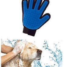 Силиконовая Щетка для собак, перчатка для домашних животных, нежная, эффективный уход за питомцами, перчатка для собак, Банные средства по уходу за домашними животными, перчатки для гребни для собак