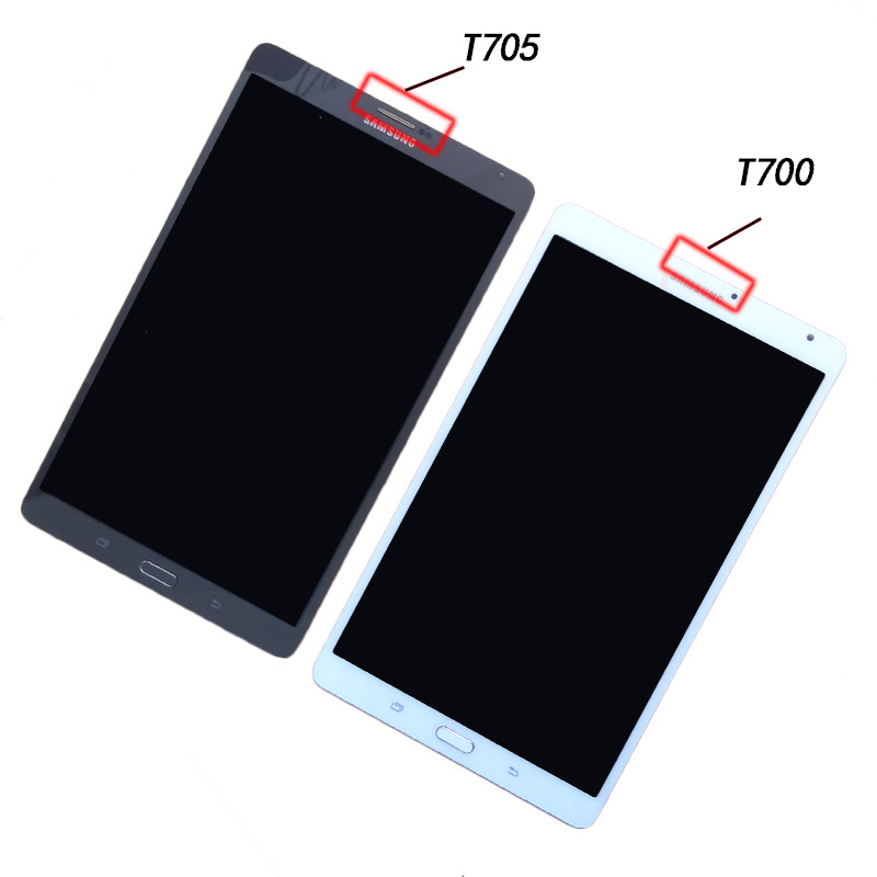 For Samsung Galaxy Tab S 8.4 LCD Screen SM-T705 Display Touch Panel T700 Digital Assembly Replacement