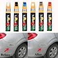 Профессиональный автомобильный маркер для краски, 12 мл, 6 цветов, водонепроницаемая профессиональная ручка для ремонта царапин, металличес...