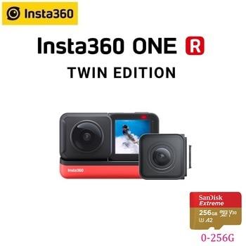 Insta360 ONE R Insta 360 4K 5.7K Action Camera Twin Edition 1