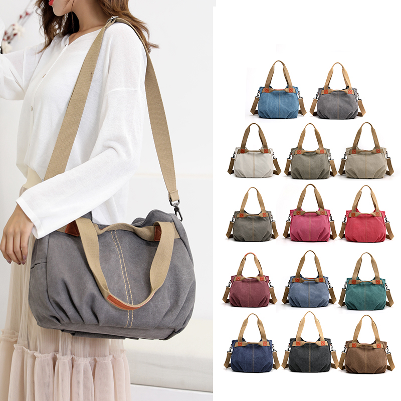 Women Bags Handbags Messenger Bag Ladies Shopping bag Canvas Shoulder Bag famous brand Crossbody Bag  for Women mochila feminina
