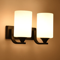 Nordic Creative Personality Simple Led Wall Lamps Living Room Bedroom Bedside Children's Room Antler Wall Light Fixture|LED Indoor Wall Lamps| |  -