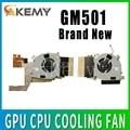 NEUE ORIGINAL Für For for ASUS GM501 GM501G GM501GS DFS200912120T FKFL 13N1-4MA0801 13N1-4MA0901 GPU CPU LÜFTER Kühlkörper KÜHLER