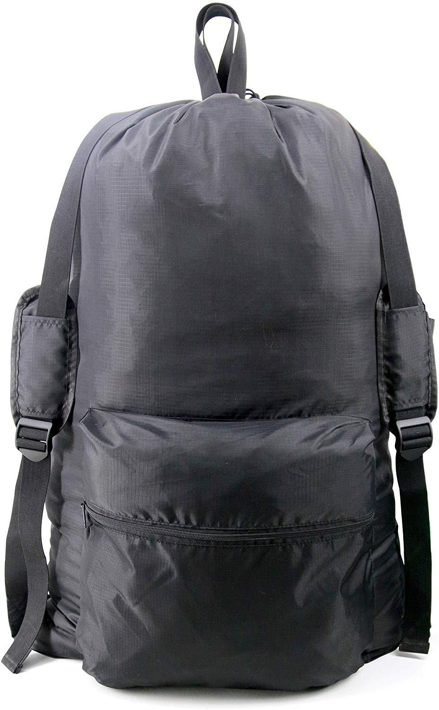 """Сумки с логотипом на заказ, сумки, рюкзак XLarge 24 """"x 36"""" с карманом на молнии, сверхпрочная водонепроницаемая сумка для стирки в студенческом"""
