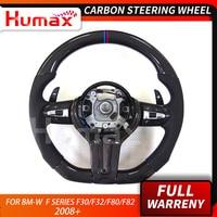 steering wheel for BMW M Series F10 F30 F32 M4 F80 F82 F10 M5 F06 F12 3 4 5 6 series Aftermarket Carbon Fiber Steering Wheel