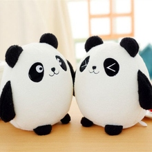Speedline 18/25/30cm Panda Plush Animals Soft Toys Baby Doll Lovely Birthday Gift For Kids Cute Infant Pillow