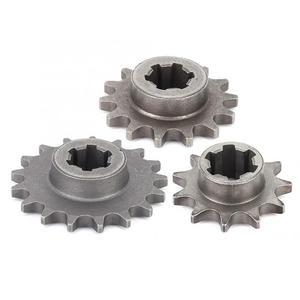 11/14/17 Teeth Motorcycle Transmission Gearbox Sprocket Fits for 47cc 49cc 2 Stroke ATV Quad Dirt Pocket Mini Bicycle Motorcycle