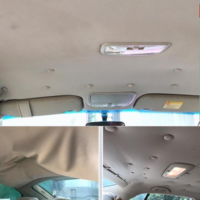 10 шт., зажимы для крыши автомобиля vw Amarok Atlas Beetle Bora Caddy CC EOS FOX Golf Jetta New Beetle PASSAT