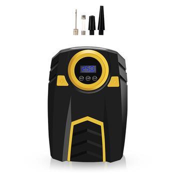 Compresor De Aire portátil para coche, bomba hinchable, Compresor De Aire Digital, inflador De neumáticos, encendedor De cigarrillos, 12V