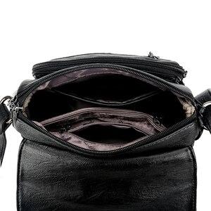 Image 4 - Nieuwe Vrouwen Over Schoudertassen Crossbody Tassen Voor Vrouwen Grijs Luxe Handtassen Vrouwen Tassen Designer Tassen Voor Vrouwen 2019 Bolso mujer