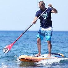 inflatable surf board stand up paddle board AQUA MARINA MAGMA pedal control sup board  bag leash paddle A01005