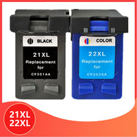 Substituição do cartucho de tinta Para hp 21 para hp Deskjet 21 para hp 21xl F380 F2180 F2280 F4180 F4100 F2100 F2200 F300