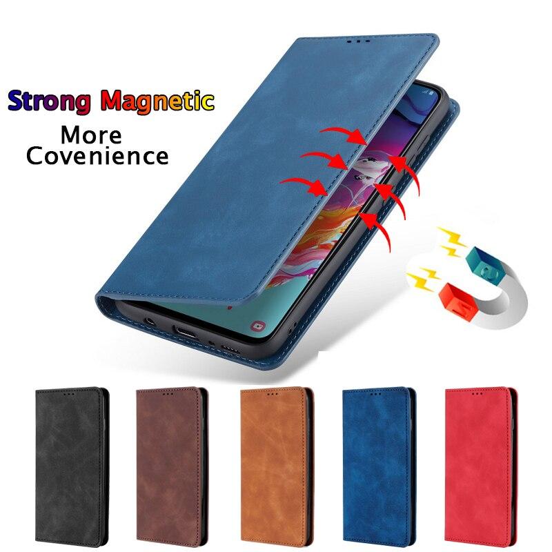 case For zte blade v8 v10 v9 vita a5 a7 2019 A512 A610 nubia m2 lite axon 7 10 pro Z11 z17 mini s v18 Leather Case Flip Cover(China)