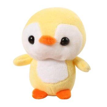 8cm śliczne pingwin pluszowe zwierzęta lalki mały rozmiar wisiorek pluszowe zabawki breloczek do kluczy wisiorek pluszowe zabawki dla dzieci prezent tanie i dobre opinie OCDAY 0-10 cm Pp bawełna Zwierzęta i Natura None Penguin plush pendant 8 ~ 13 Lat 5-7 lat 14 lat Dorośli Crystal super soft plush