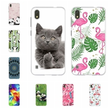 For ZTE Blade A530 Case Soft TPU Silicone For ZTE Blade A530 Cover Cute Wildebeest Patterned For ZTE Blade A530 Bumper Funda