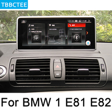 For BMW 1 E81 E82 2005~2012 original CCC CIC System Car DVD Player Android Autoradio GPS Navigation Wifi Bluetooth HD Screen new original 7 2 inch lte072t 4401 1 lte072t 4401 lcd display screen panel peogeot car dvd gps navigation system