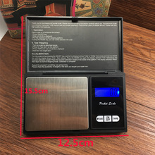 Hot Sale Digital Weed Scale for Herb Tobacco Cigarette Grinder Smoke Smoking Pipe Accessories