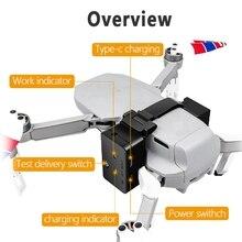 1 Set Professionele Bruiloft Voorstel Levering Apparaat Dispenser Thrower Drone Air Dropping Vervoer Gift Voor Dji Mavic Mini