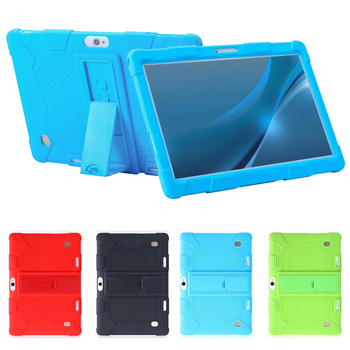 Universal Soft Silicone Case For DEXP Ursus N410 N310 N210 L110 P310 S110 TS310 P210 P110 N110 P210 M210 M110 E110 10.1'' tablet image