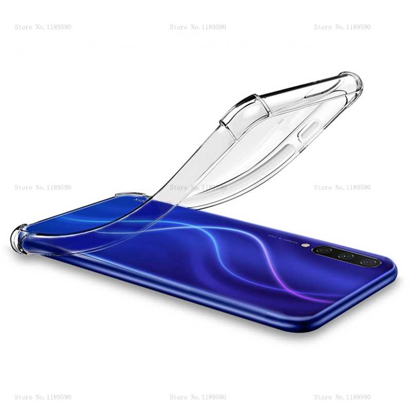6d capa completa caso de telefone macio para xiao mi a3 lite mi 9 se 9 t pro nota 10 pro vermelho mi 8 8a nota 8 pro 8 t casos capa transparente