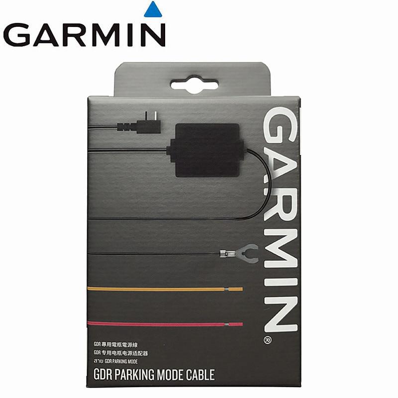 Ligne d'origine pour Garmin E560 S560 E530 w180 enregistreur de conduite buck batterie modifiée ligne de surveillance de stationnement livraison gratuite