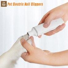 2020 YouPin pawbby Wiederaufladbare Pet Nagel Cilppers Elektrische Hund Nägel Polieren USB Elektrische Pet Nagel Schere Für Pet Care Gesunde