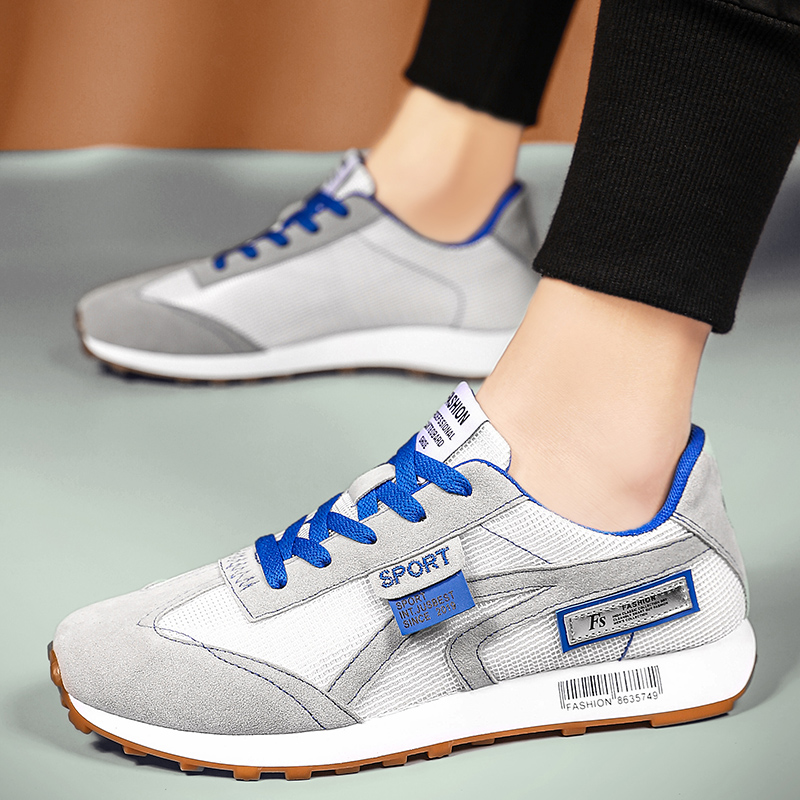 Men Shoes Adult Men Sneakers Summer Breathable Krasovki Shoes Super Light Casual Shoes Male Tenis Masculino Sneakers