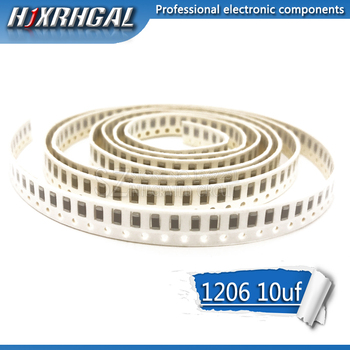 10pcs 10uF X5R Error 16V 1206 106 smd capacitor Hot Products image