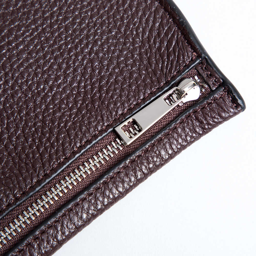 GIONAR cuero de vaca auténtico Kawaii Bolso pequeño para monedas pequeño dinero Mini bolsa con cierre cartera bolsa