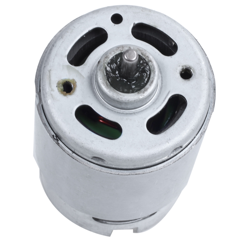 36x54mm Body Magnetic <font><b>12V</b></font> 10000RPM <font><b>RS550</b></font> Garden Tool Magnetic DC Motor image