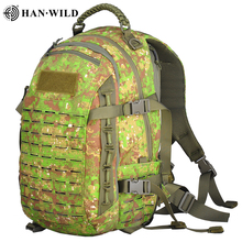45L Camping Backpack Military Bag Men Travel Bags Tactical Army Molle Climbing Rucksack Hiking Outdoor Bags Sac De Sport hiking outdoor bag travel sport backpack climbing men tactical backpacks army military tactical bags camping trekking rucksack