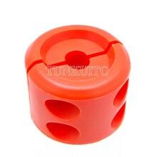 1 pçs cabo gancho rolha guincho montagem parar corda linha cabo saver para universal offroad atv utv acessórios do carro peças