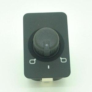 Image 2 - กระจกมองข้างไฟฟ้าการควบคุมสวิทช์ปุ่มลูกบิดสำหรับ Audi A3 A6 C5 4B0 959 565A/4B0959565A