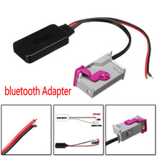 car Strong Bluetooth Adapter Aux Cable Plastic For A3 A4 A6 A8 TT R8 RNS-E Accessories