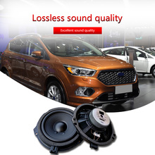 6.5 Inch car door midrange speaker for Ford Focus Kuga series high quality mid range loudspeaker HiFi audio sound music stereo стоимость