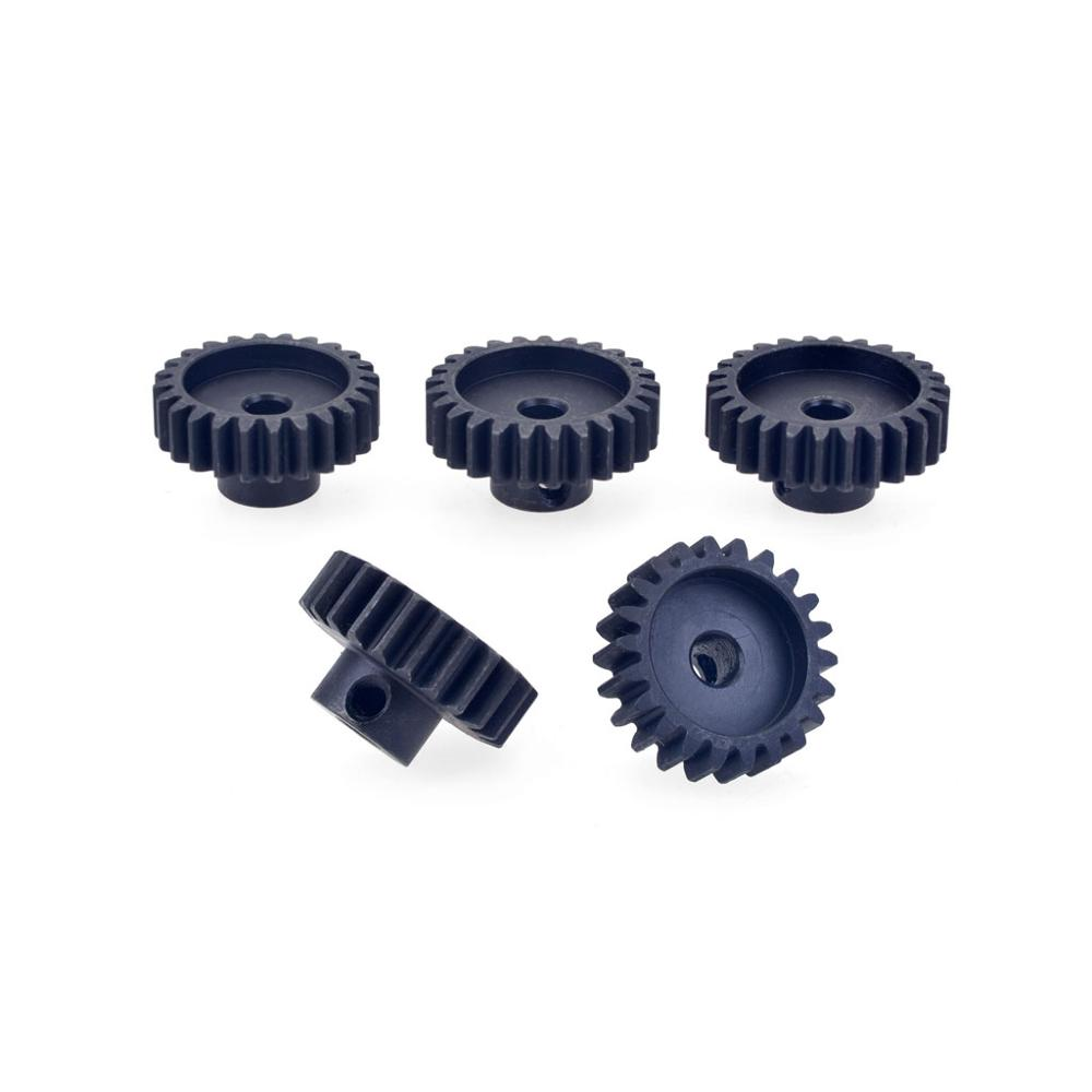 Chrome Steel Motor Gears Kit¢5mm Inner Hole M1 26T-30T Fit for RC Accessory Set
