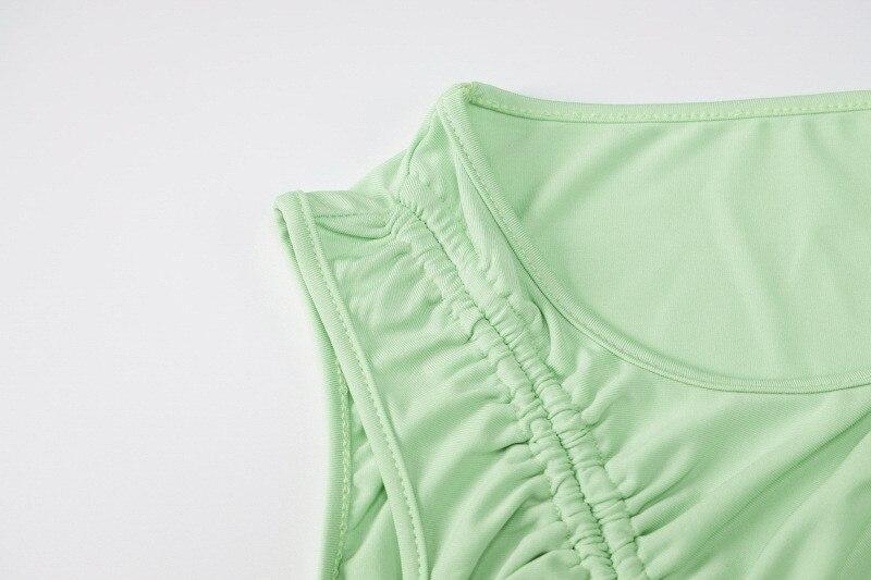 sleeveless mini short dress11