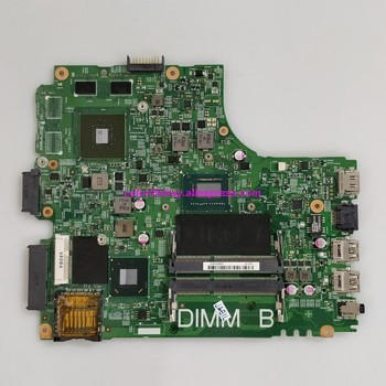 Genuine CN-055NJX 055NJX 55NJX w I5-3337U CPU 12204-1 w GT625M GPU Laptop Motherboard for Dell Inspiron 15R 3421 Notebook PC genuine dell fg234 dfb601005m30t inspiron b120 b130 1300 laptop cpu fan assembly compatible part numbers dfb601005m30t fg234