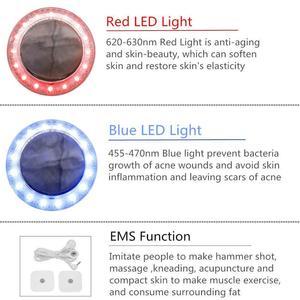 Image 4 - Ultrasuoni Cavitazione EMS Viso Del Corpo Che Dimagrisce Massager Perdita di Peso Anti Cellulite Galvanico A Raggi Infrarossi Bruciatore di Grasso di Terapia Ad Ultrasuoni