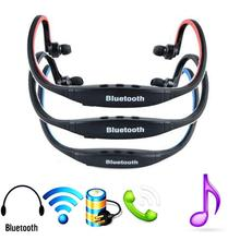 S9 Universal Handfree Sport Bluetooth 4.1 Wireless Headset Stereo Earphone for i