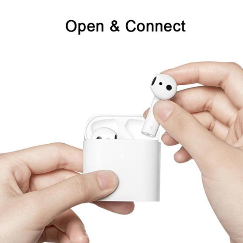 Xiao mi aria 2 TWS AURICOLARE Bluetooth mi Airdots Pro 2 Auricolari controllo Vocale Intelligente Dual mi c ENC LHDC A Cancellazione di rumore Auricolari HD - 6