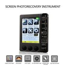 W13 برو متوافق مع 11Pro ماكس XR XSMax صحيح لهجة ضوء الاستشعار إصلاح رقاقة مبرمج هزاز أداة إصلاح شاشة تعمل باللمس
