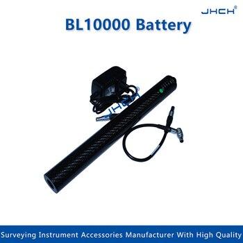 Batería Externa del poste del GPS de 12V 10000mAh BL10000, batería externa del poste para el Sur, alto objetivo, TOPCON. TRIMBLE LEICA HUACE GPS RTK