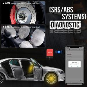 Image 5 - Autel MaxiAP AP200C diagnostyka Bluetooth cały System skanery czytniki kodów OBDII