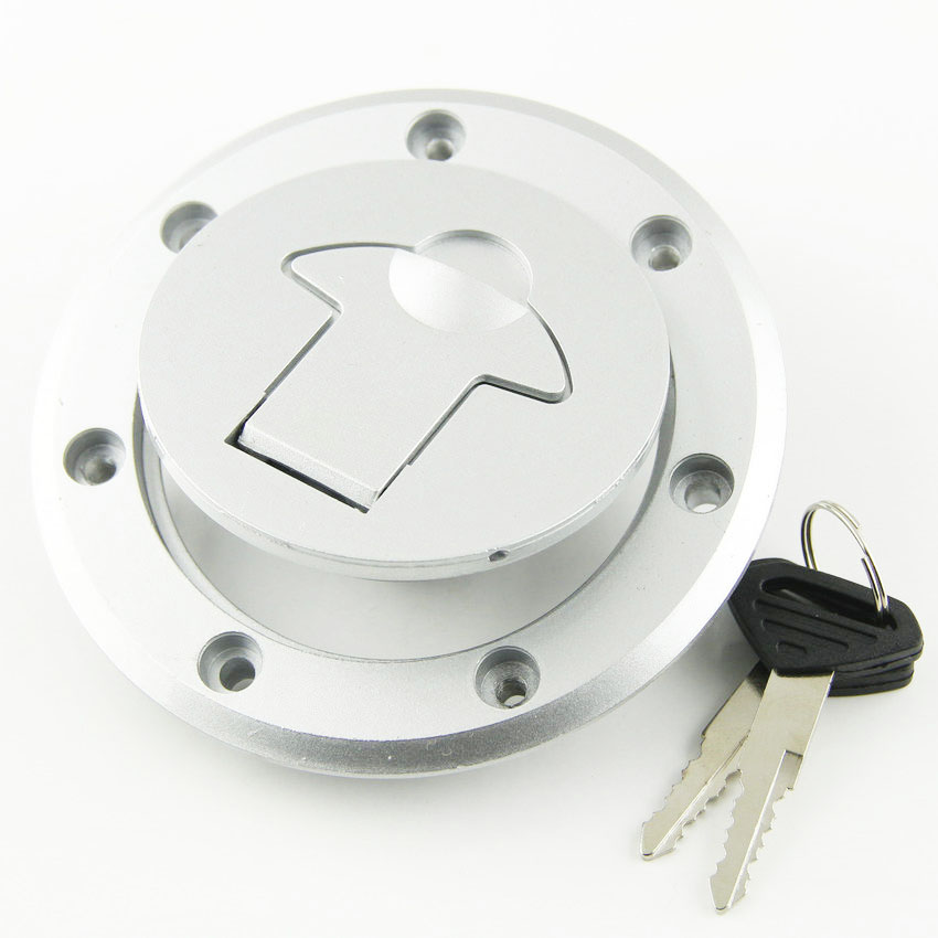 Fuel Gas Tank Cover Cap Lock With 2 Keys for KTM DUKE 125 200 390
