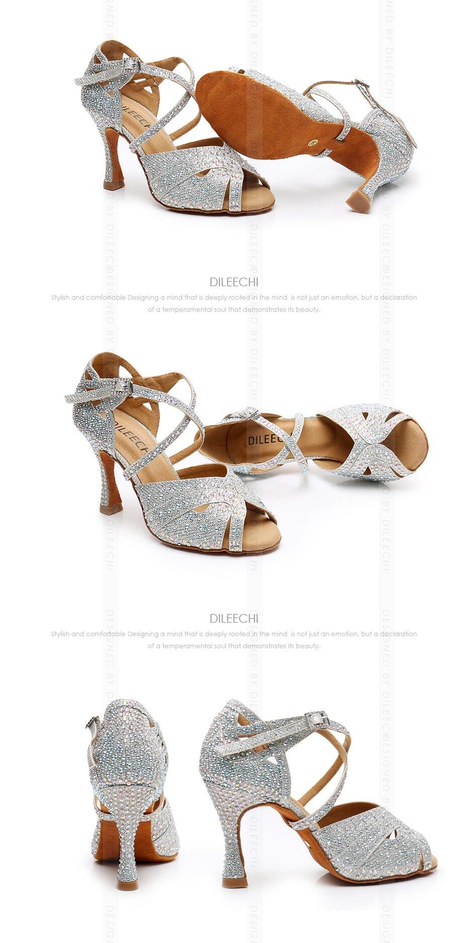 鞋子图片展示-银色-2